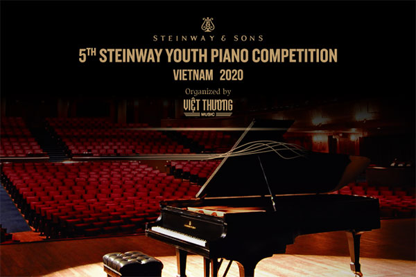 THÔNG TIN VỀ STEINWAY YOUNG PIANO COMPETITION 2020