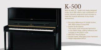 ĐÀN PIANO KAWAI K500