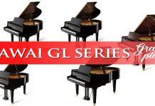 Những dòng đàn piano cơ Kawai